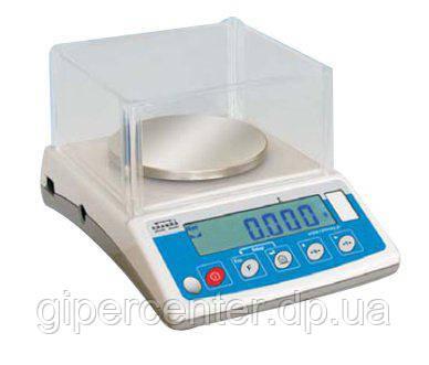 Весы лабораторные Radwag WLC 0,2/C/1 до 200 г, дискретность 0,001 г