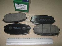 Колодка тормозная дисковая KIA CEED(ED) 06MY (Производство PARTS-MALL) PKB-035, ACHZX