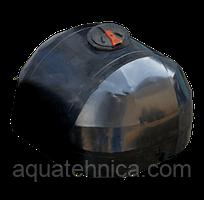 Ёмкость усиленная с клапаном для транспортировки воды, КАС, удобрений 5000 литров