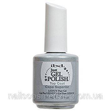 Just Gel Polish No Cleanse Top Coat, 14 мл. - верхнее покрытие без липкого слоя