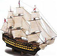 Корабль «Адмирала Нельсона «Виктори» Комплект для сборки (№№1-120) ДеАгостини
