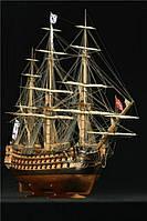 Линейный корабль (ДеАгостини) «Двенадцать Апостолов» №1-120 комплект для сборки парусника
