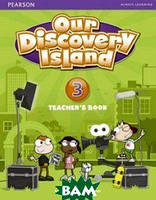 Altamirano Annie Our Discovery Island 3. Teacher`s Book Plus Pin Code