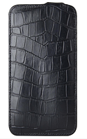 Чохол Vetti Craft Flip Lenovo S930 Normal S crocodile black, фото 1