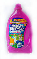 Гель для стирки цветного белья WeiBer Riese Color Gel 50st (3.65L)