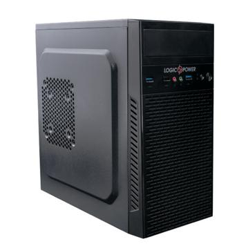 Корпус LogicPower LP 6101 USB 3.0 , 400W mATX, чёрный
