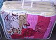 Одеяло на овчине полуоткрытое, фото 2