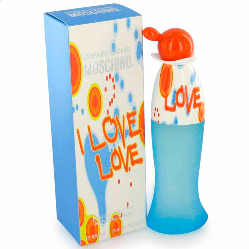 Жіноча туалетна вода Moschino Cheap and Chic I Love Love
