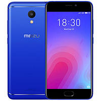 Смартфон Meizu M6 16Gb Blue Global version 12 мес