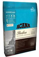 Acana PACIFICA DOG 11,4 кг (АКАНА Пасифика Дог) - беззерновой корм из трех видов свежих рыб для собак, 11.4кг