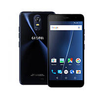 "Смартфон Geotel Note Blue, 3/16Gb, 4 ядра, 13/5 Мп, 5.5"" IPS, 2 SIM, 4G, 3200 мАч, фото 1"