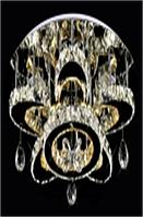 Люстра Л 87690/600    114w, ¢60*H22cm, пульт в комплекте