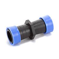 Соединение Presto-PS ремонт для шланга туман Silver Spray 32 мм, в упаковке - 10 шт. (GSC-0132), фото 1