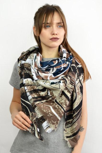 5a5809e8d984 Стильный современный женский платок: продажа, цена в Хмельницком. платки,  шали, ...