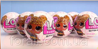 Кукла Лол глиттер (LOL glitter series doll) аналог