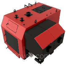 Твердотопливный котел с автоматической подачей Альтеп TRIO Pellet (КТ-3Е-SH) , фото 3