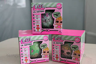 Кукла - сюрприз, Кукла LOL Mini в шаре 6 см, Мини Кукла LQL в шарике, Куколка ЛОЛ, Кукла в яйце аналог