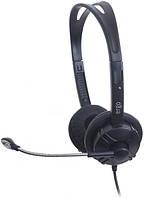 Навушники ERGO VM-220 чорний