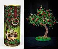 """Набор для творчества Danko Toys """"Бисерное дерево"""" Яблоня. ТН-01-02"""