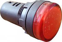 Светосигнальная арматура AD22-22DS красная 220V DC АСКО-УКРЕМ A0140030083