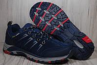 Baas демисезонные мужские кроссовки синие, фото 1