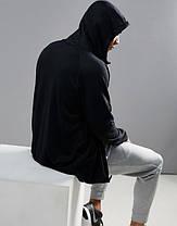 Толстовка Nike M NK DRY HOODIE FZ FLEECE 860465-010 (Оригинал), фото 3