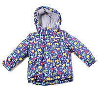 "Куртка + комбiнезон для хлопчика ""Baby Line"" (Зріст 92, Темно-синій)"