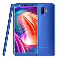 Смартфон ORIGINAL Leagoo M9 Blue (4Х1.3Ghz; 2Gb/16Gb; 8+3МР/5МР; 2850 mAh)