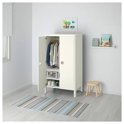 шкаф для детской Busunge белый купить недорого в украине