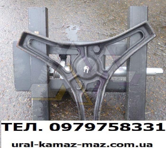 ДЗК 5320 (держатель запасного колеса) -  Запчасти к автомобилям УРАЛ и КамАЗ от завода изготовителя, по доступным ценам в Харькове