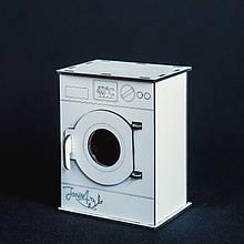 Кукольная мебель BigEcoToys Стиральная машинка