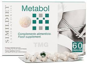 Снижение веса, целлюлит Metabol 60 капсул