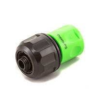 Коннектор Presto-PS универсальный для шланга 1/2-5/8-3/4 дюйма (4134), фото 1