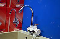 Электрический кран-водонагреватель проточного типа Zerix ELW-02