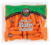 Линия для очистки моркови 1000 кг/ч ТЕТ