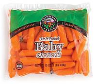 Полуавтоматическая линия для очистки моркови 1000 кг/ч, фото 1