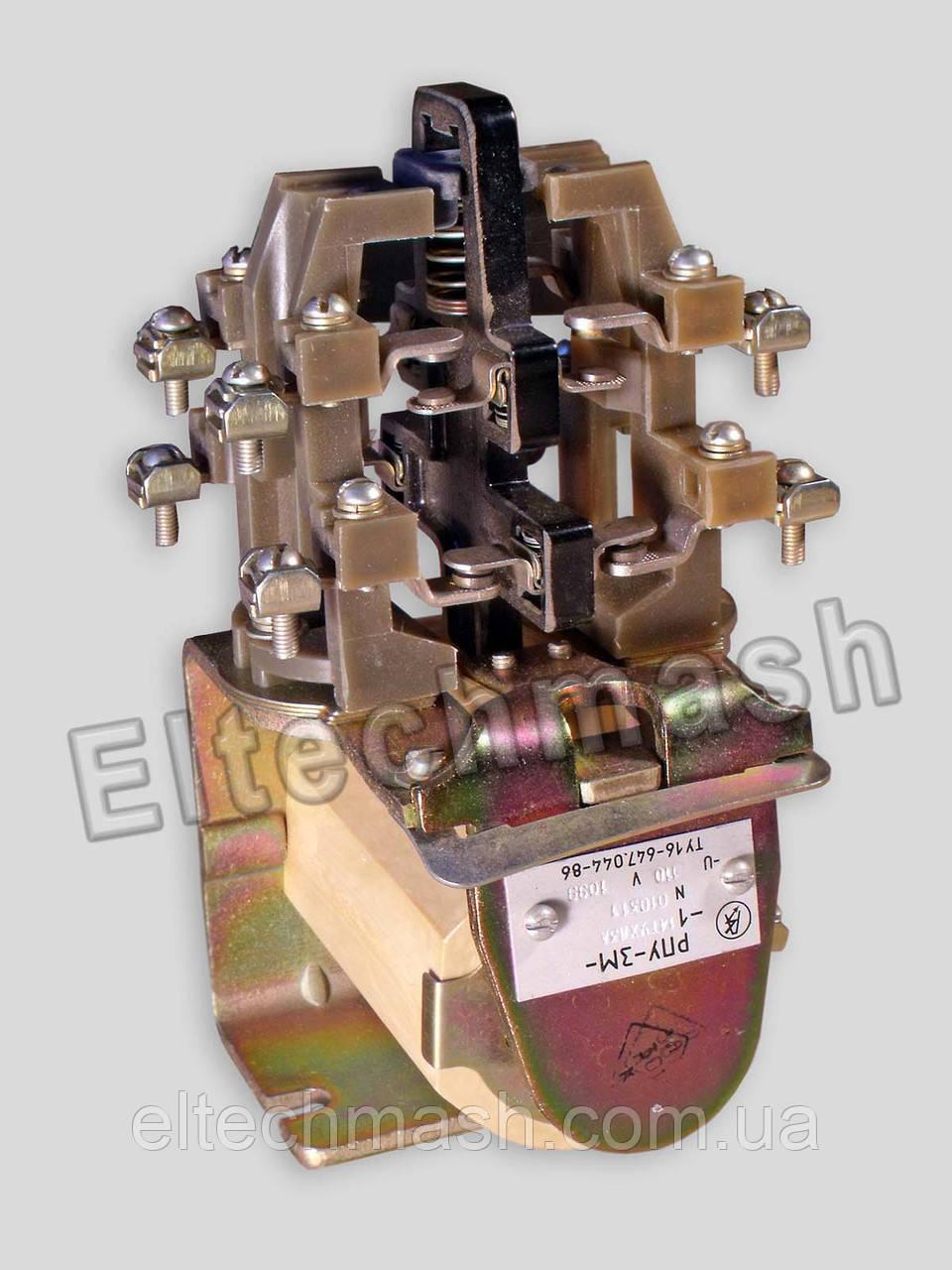 РПУ-3М-114Т УХЛ4, Реле проміжне постійного струму