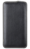 Чехол Avatti HTC Desire 516 V2 dual sim navy Slim Flip black