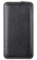 Чохол Avatti HTC Desire 516 V2 dual sim navy Slim Flip black