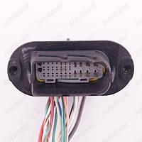 Разъем электрический 16-и контактный (51-25) б/у 211PL299S0042