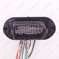 Разъем электрический 29-и контактный (51-25) б/у 211PL299S0042