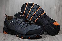 Baas демисезонные мужские кроссовки серые