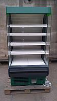 Холодильный регал Росс Модена 1 м. бу., горка холодильная б/у, открытый прилавок б/у., фото 1