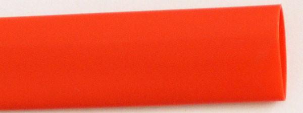 Термоусадочная трубка АСКО-УКРЕМ с клеевым слоем ᴓ 9,5 мм красная
