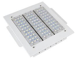 Светильник для АЗС встроенный Horoz FALKONE 110W 11000Lm 6400K IP65