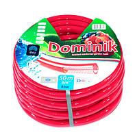 Шланг для полива Evci Plastik Dominik садовый диаметр 3/4 дюйма, длина 50 м (3/4 GHR 50)