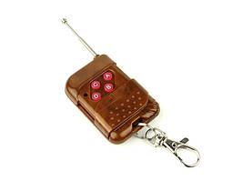 Брелок для Радио Реле на 1-2-4 канала 315МГц кодировка PT2262 Радиореле