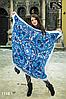 Павлопосадский шерстяной платок Мгновение, фото 5