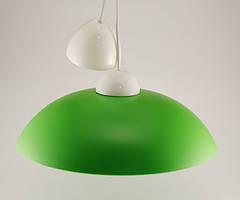 Круглый подвесной потолочный светильник, Зеленый 60Вт ERKA 1301