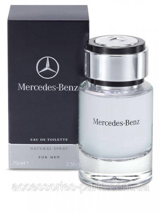 Туалетная вода Mercedes-Benz для мужчин 75мл made in France